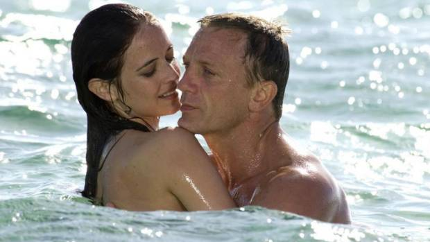 Has the plot for the next James Bond film been revealed?