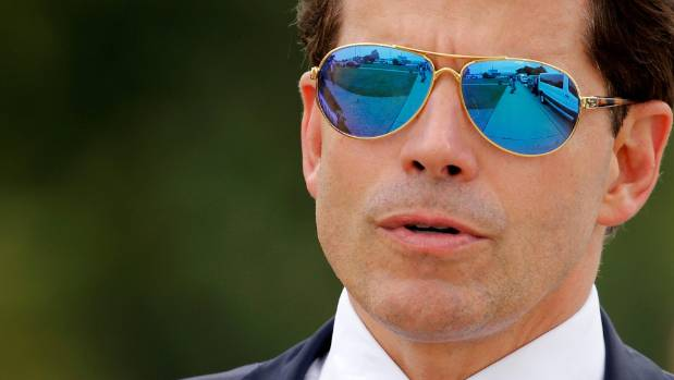 Scaramucci out as WH communications director after 11 days