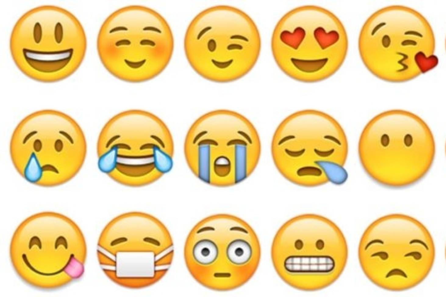 Eggplants Tacos And Sweat Droplets What Emojis Actually Mean