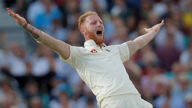 Ben Stokes rescues England with his 6th Ton