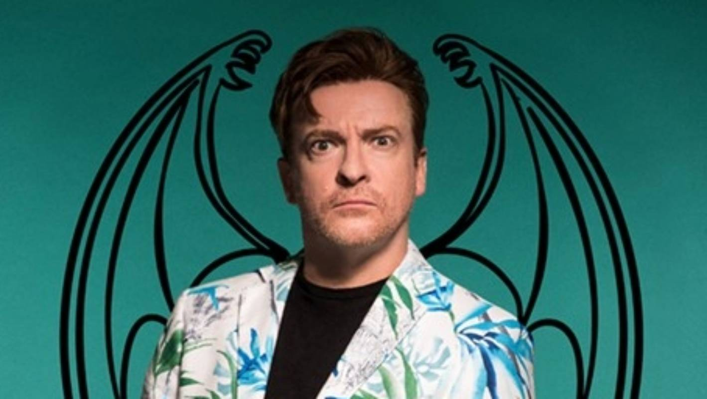 Guns Akimbo star Rhys Darby says Americans 'just don't get' Kiwi humour