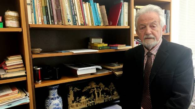University of Waikato Emeritus Professor, Dov Bing.