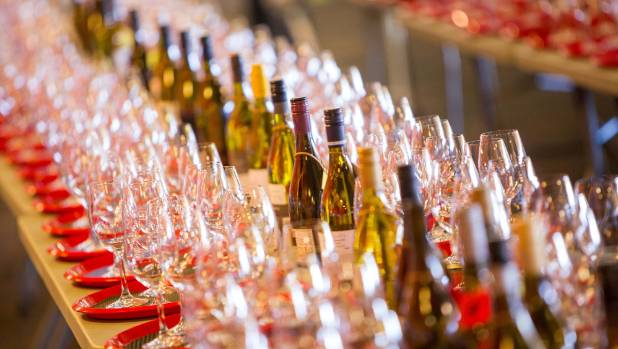 This year's New World Wine Awards sees judges taste 1,400 different wines.