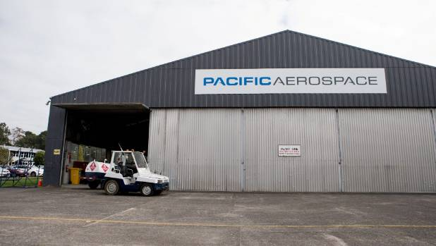 Hamilton-based Pacific Aerospace is based at the airport.