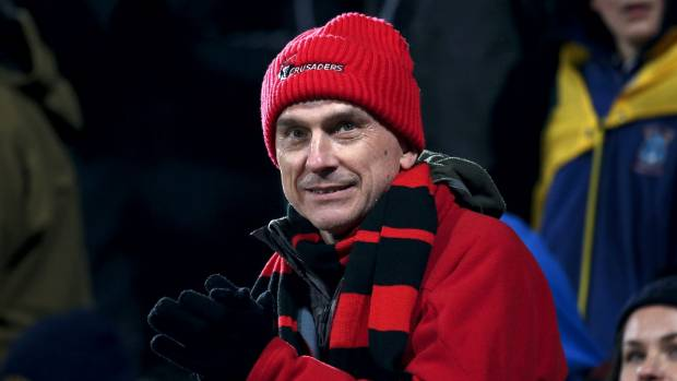 Crusaders Fans Were Forced To Rug Up For The Freezing Conditions In  Saturdayu0027s Super Rugby Semifinal