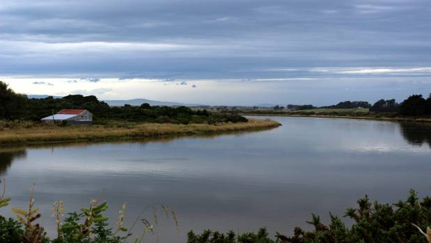 """Water from the Oreti River is currently Invercargill's only supply of water, putting the city at """"extreme"""" risk if the ..."""
