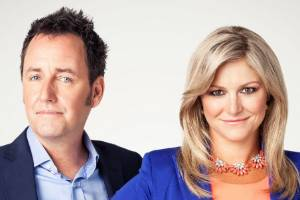 Mike Hosking and Toni Street have resigned from Seven Sharp.