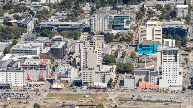 Pattrick smellie the risk of christchurch 39 s rebuild being for Grow landscapes christchurch