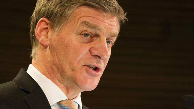 Prime Minister Bill English has been making an effort on Facebook.