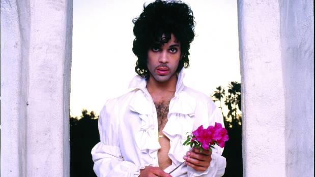 Prince, plus rose.