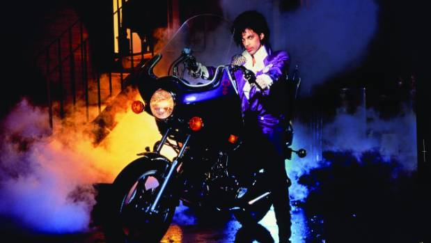 """He was a very unusual man"": Prince, whose landmark Purple Rain album has just been reissued."
