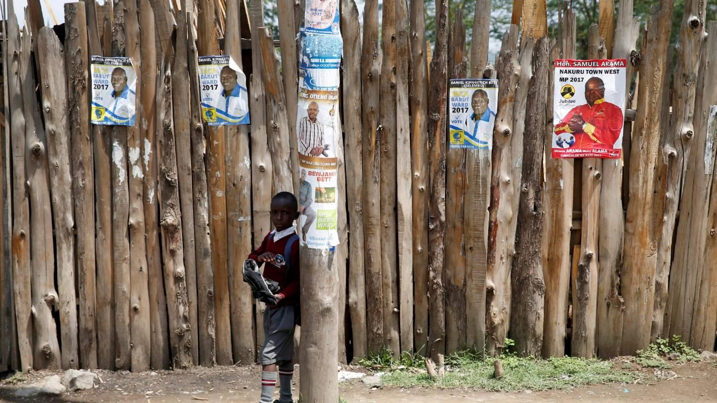 Kenya election official tortured, murdered before vote ...