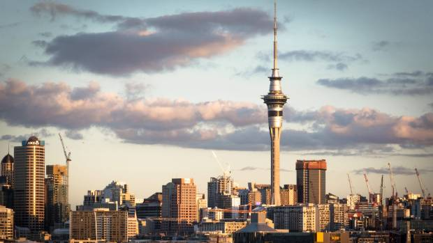 new zealand 39 s tallest building turns 20 years old stuff. Black Bedroom Furniture Sets. Home Design Ideas