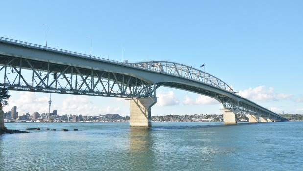 Auckland is one of three regions where prices have fallen.