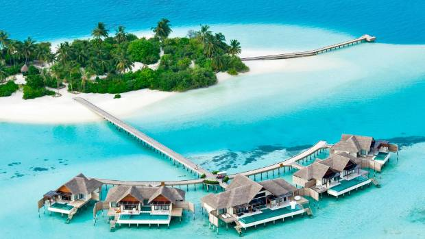 The Maldives, famed for its crystalline waters and long tongues of white sand, lies at the centre of the Indian Ocean.