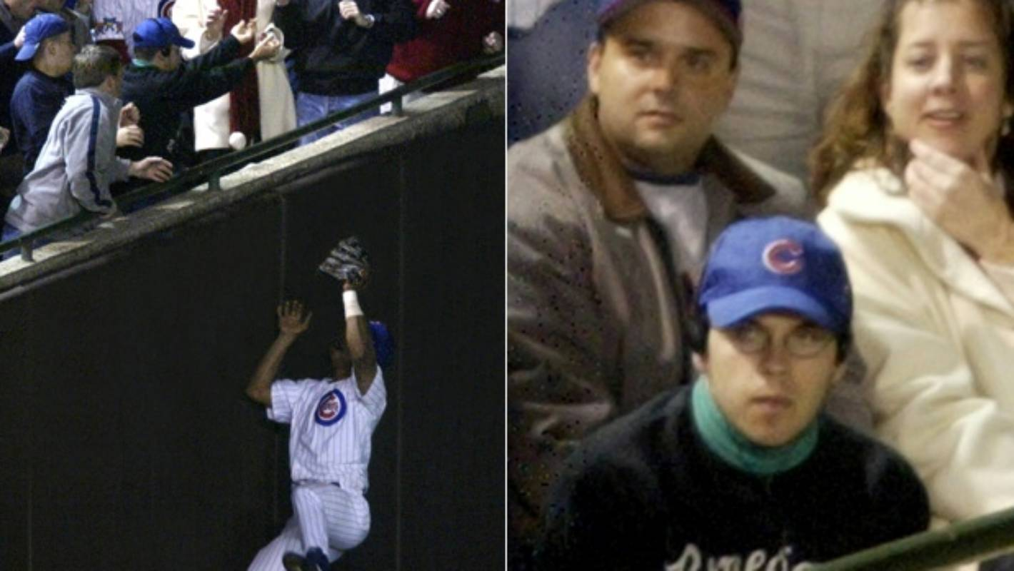Notorious Chicago Cubs Fan Steve Bartman Honoured With A World