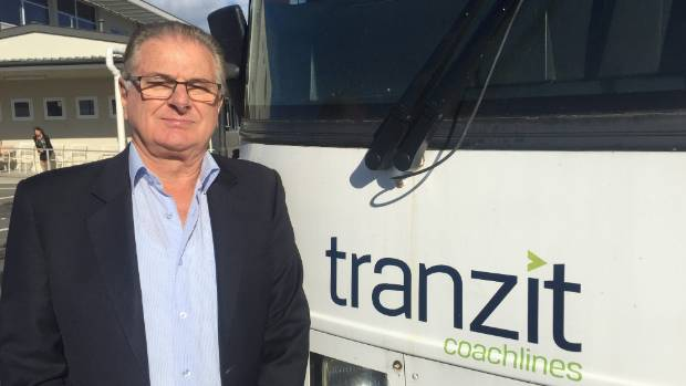 """Tranzit managing director Paul Snelgrove says he is """"absolutely adamant"""" Wellington's fully-electric battery buses won't ..."""