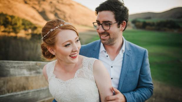 Sarah and Rhys tied the knot in the Kaituna Valley just outside of Christchurch.