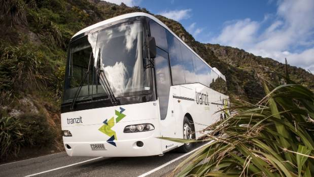 Tranzit recently won the contract to take over most of Wellington's commuter bus services.