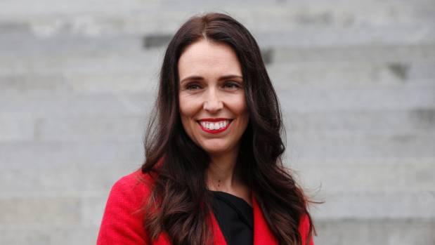 Jacinda Ardern: Jacinda Ardern New Labour Leader As Andrew Little Quits