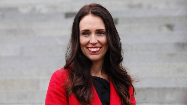 Labour leader Jacinda Ardern. It was a sudden rise to the top, but going on her trajectory many would say inevitable at ...