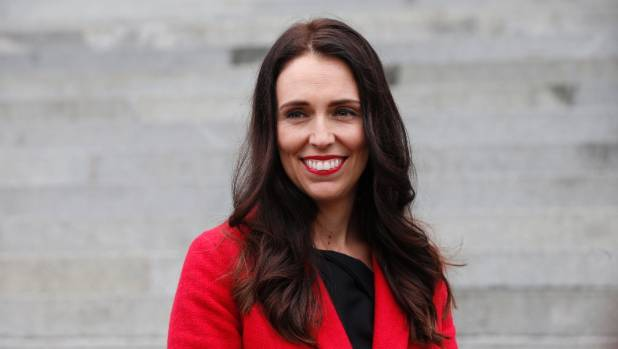 Jacinda Ardern was voted in as the new leader of the Labour Party, with Kelvin Davis her deputy.