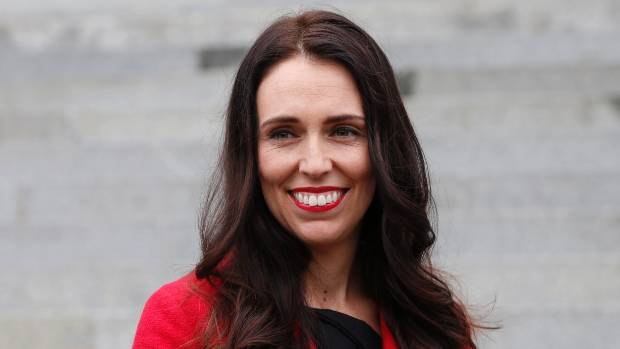 New leader Jacinda Ardern. The median donation amount to Labour after the leadership change was $33.