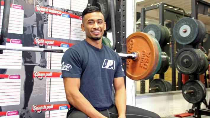 Powerlifter from Auckland's North Shore intends to break