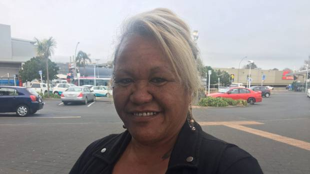 Pania Peta, 55, from Hamilton said Jacinda Ardern lacks experience.
