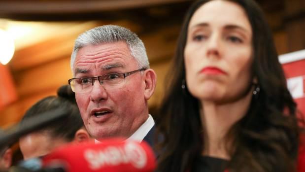Co-opting a Maori moderate in Kelvin Davis as deputy strengthens an already good hand.