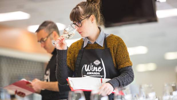 Dr Rebecca Deed says she sees 'a lot of young women in the Wine Science Programme getting really into wine'.