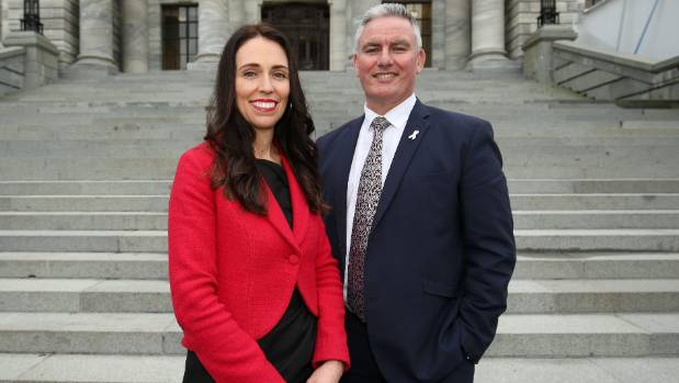 The fresh faces of the Labour leadership, Jacinda Ardern and deputy Kelvin Davis, will lead a campaign full of ...