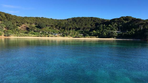 SKY TV founder Craig Heatley's Bay of Islands holiday home is hidden away on Moturua.