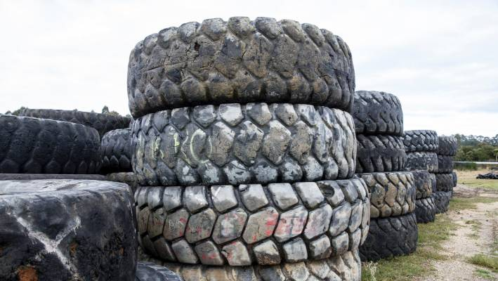 Tyre recycling: in a roundabout way | Stuff co nz