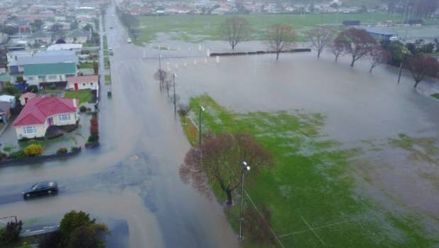 2017 - the year extreme weather ravaged New Zealand