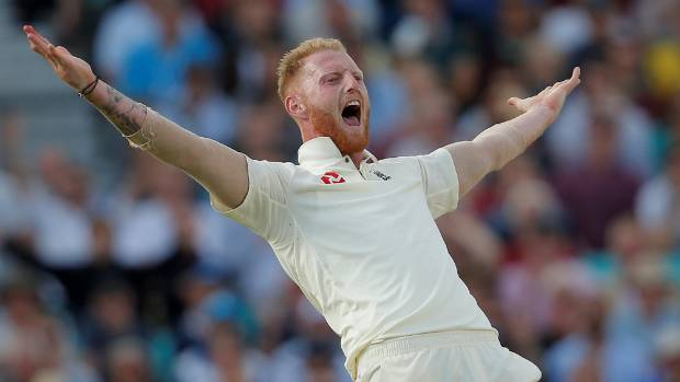 Bairstow's 99 puts England on top in South Africa Test