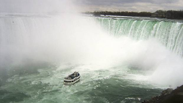 Niagara Falls Blob Violated State Regulations