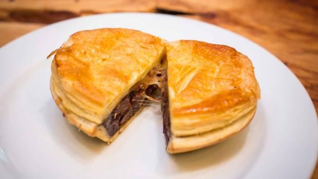 Customer feedback helped make the gourmet pie the best in NZ.