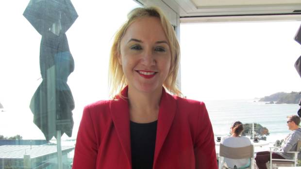 """Education Minister Nikki Kaye commended the girls for their campaign. """"We need more young women like them prepared to ..."""