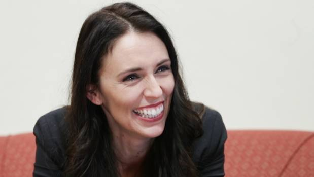 Labour leader Jacinda Ardern has to change peoples' minds - fast