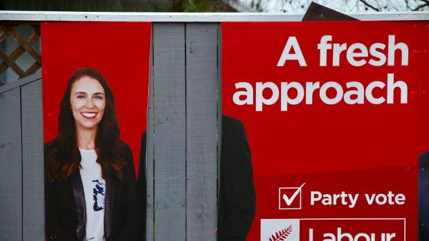 It hasn't taken long to erase Andrew Little in Palmerston North.