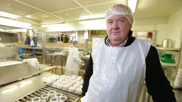 Graeme Wright, Bluff Oyster Management Company operations manager, said news that oyster farming in Big Glory Bay was ...