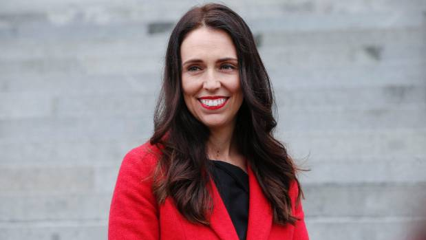 Jacinda Ardern has been quizzed about whether she will start a family.