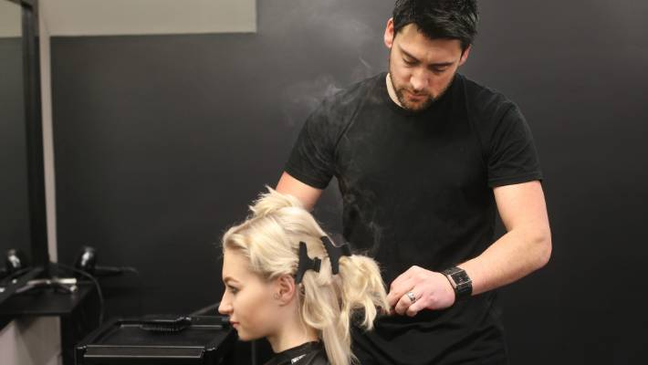 Salon Owners Vamp Up Extra Location Stuff