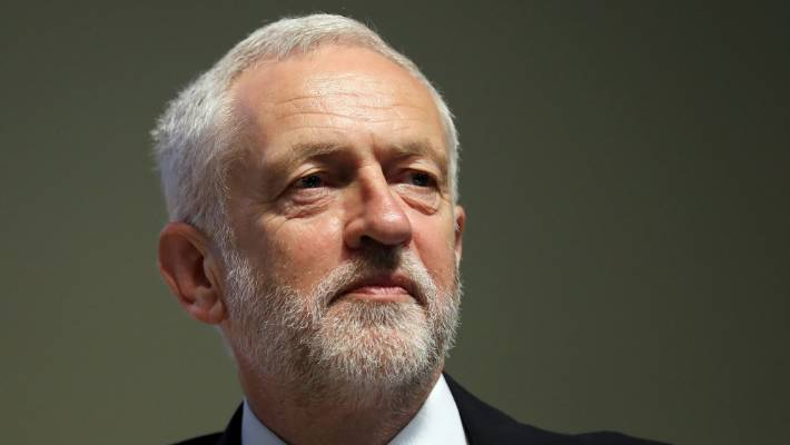 Labour Leader Jeremy Corbyn Was The Victim Of An Awkward Tech Failure As He Congratulated Prince
