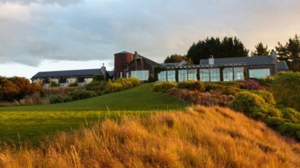 The Farm at Cape Kidnappers, Hawke's Bay.