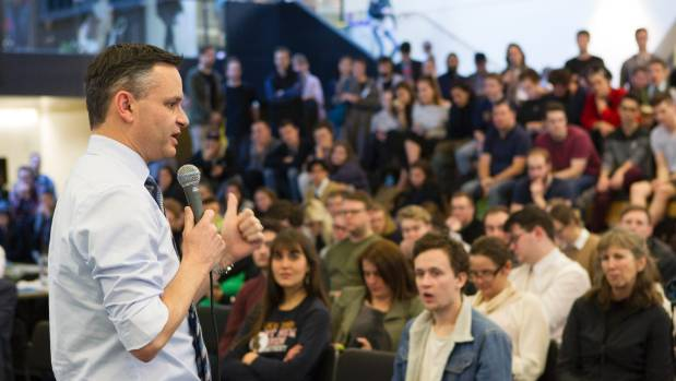 Green Party co-leader and Wellington Central candidate James Shaw cited social and economic exclusion as reasons ...