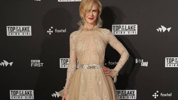 Proud Aussie Nicole Kidman wants to export our voice to the US
