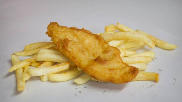 Friday night fish and chips a kiwi classic for Classic kebab house fish chips aston