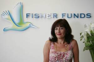Carmel Fisher, founder of Fisher Funds, was made a Companion of the New Zealand Order of Merit for services to KiwiSaver ...